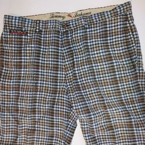 Tommy Bahama Linen Blend Shorts 35